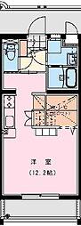 ラフィーナパレス宮崎[305号室]の間取り