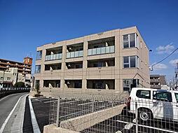 福岡県北九州市小倉北区熊本1丁目の賃貸マンションの外観