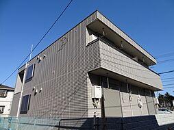 千葉県千葉市中央区千葉寺町の賃貸マンションの外観