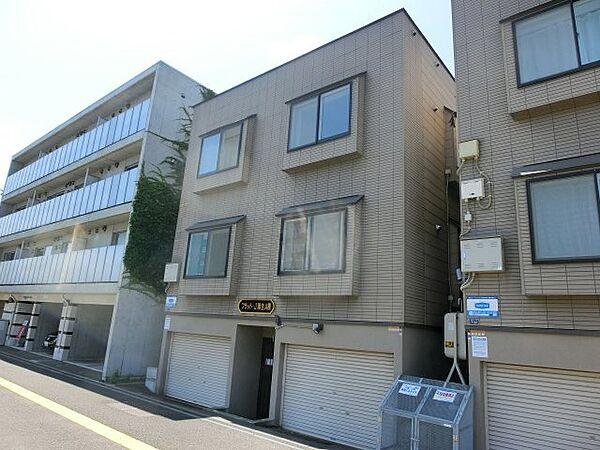 フラット・J麻生A棟 2階の賃貸【北海道 / 札幌市北区】