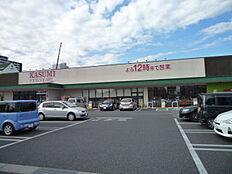 KASUMI(カスミ)フードスクエア日立神峰店(951m)