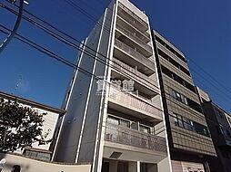 兵庫県明石市西明石町5の賃貸マンションの外観