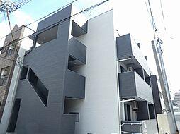 オリエンタルコート[3階]の外観