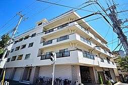 兵庫県神戸市灘区城内通3丁目の賃貸マンションの外観