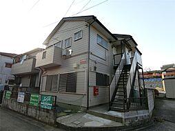コーポメグミ[1階]の外観