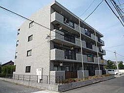 愛知県北名古屋市高田寺屋敷の賃貸マンションの外観