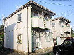 轟木ハイツB棟[1階]の外観