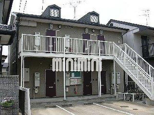 愛知県北名古屋市弥勒寺西3丁目の賃貸マンション