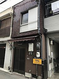 [テラスハウス] 大阪府大阪市阿倍野区松虫通1丁目 の賃貸【/】の外観