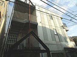 マンションソレイユ[3階]の外観