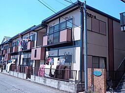 櫻シティA棟[101号室]の外観
