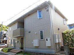 兵庫県尼崎市西難波町5丁目の賃貸アパートの外観