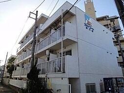 スカイコート新川崎[4階]の外観