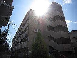 愛媛県松山市紅葉町の賃貸マンションの外観