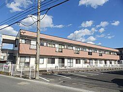 三重県鈴鹿市末広南3丁目の賃貸アパートの外観