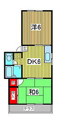 L・MAISON A棟・B棟[1階]の間取り