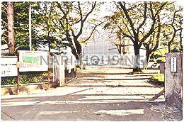 中学校東大和市立第一中学校まで1283m