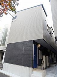 愛知県名古屋市南区豊田2丁目の賃貸アパートの外観