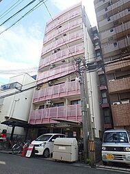 大阪府大阪市都島区都島本通2の賃貸マンションの外観