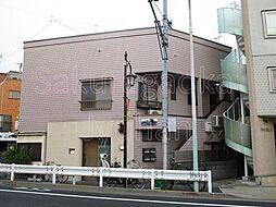 ファインヒル上野毛[2階]の外観