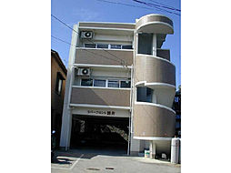 愛媛県松山市朝生田町4丁目の賃貸マンションの外観