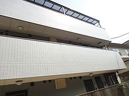 桃山ビル[1階]の外観