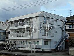 サンシャトー城山[3階]の外観