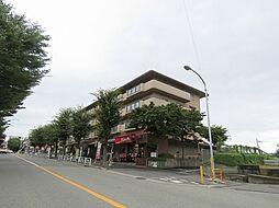 大阪府箕面市西宿3丁目の賃貸マンションの外観
