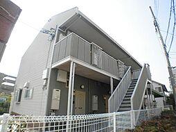 兵庫県芦屋市親王塚町の賃貸アパートの外観