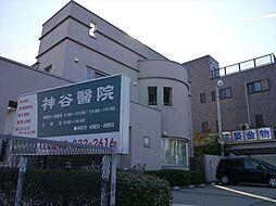 田川ハイツ2[201号室]の外観