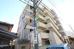 広島県福山市寺町の賃貸マンションの外観