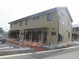 富山県富山市町新の賃貸アパートの外観