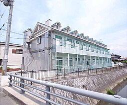 京都府八幡市八幡科手の賃貸アパートの外観