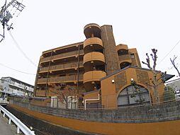ヴィラ荘園口[3階]の外観