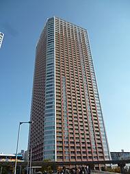 芝浦アイランド ケープタワー[3515号室]の外観