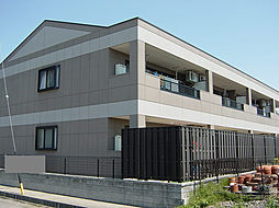 ガーデンハイム16[1階]の外観