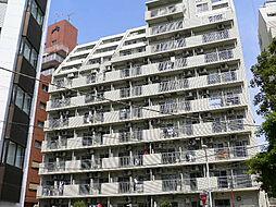 東京都渋谷区恵比寿4丁目の賃貸マンションの外観