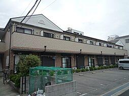 ラフィーネ住之江[1階]の外観