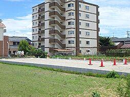 岐阜県岐阜市光樹町の賃貸マンションの外観