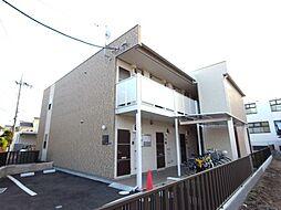 リブリ・浜竹[1階]の外観