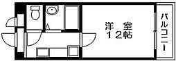 グランエストヨシタ 中新開2 吉田4分[3階]の間取り