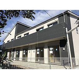 wisteria[104号室]の外観