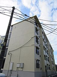 千葉県千葉市稲毛区作草部町の賃貸マンションの外観