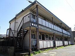 滋賀県栗東市岡の賃貸アパートの外観