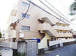 神奈川県川崎市多摩区枡形1丁目の賃貸マンションの外観
