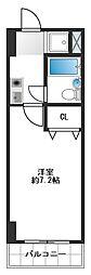東京都練馬区豊玉北3の賃貸マンションの間取り