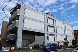 広島県広島市佐伯区楽々園3丁目の賃貸マンションの外観