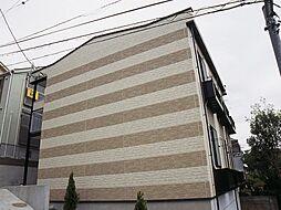 レオパレスBamboo[101号室]の外観