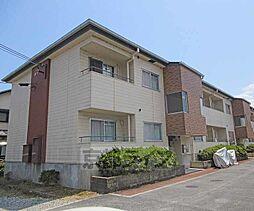 滋賀県大津市柳川一丁目の賃貸マンションの外観