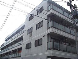 神奈川県横浜市鶴見区下末吉4丁目の賃貸マンションの外観